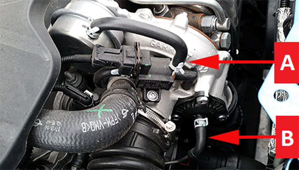 Avoid Turbocharger Damage during Service Work