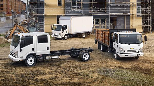 F01 LCF trucks 1