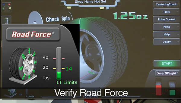 What is Road Force? Diagnosing Tire Vibration with the Hunter Road Force Balancer