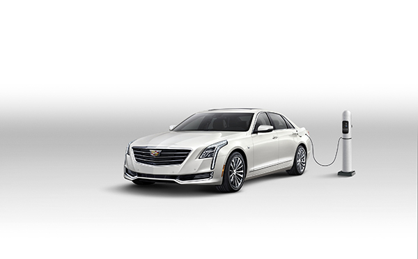 Cadillac CT6 PLUG-IN Delivers Efficient Performance