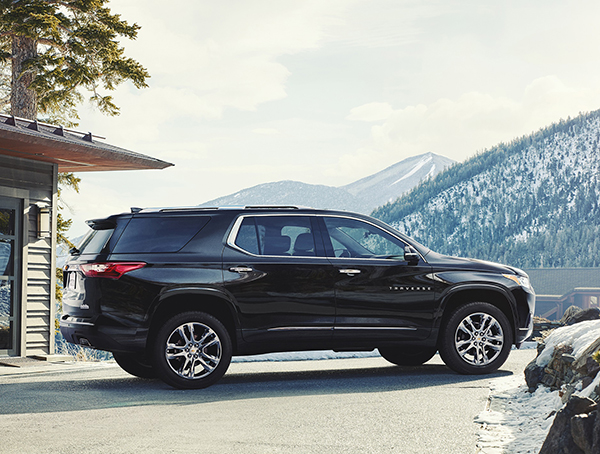 The All-New 2018 Chevrolet Traverse