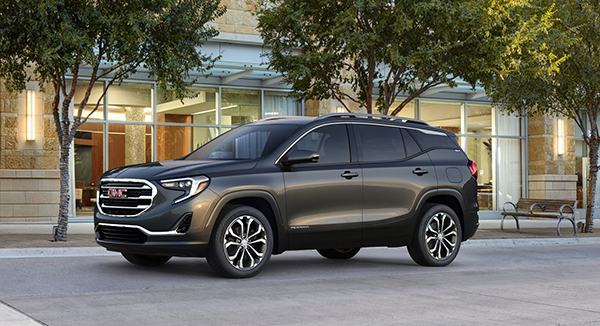 All-New 2018 GMC Terrain Arrives in Style