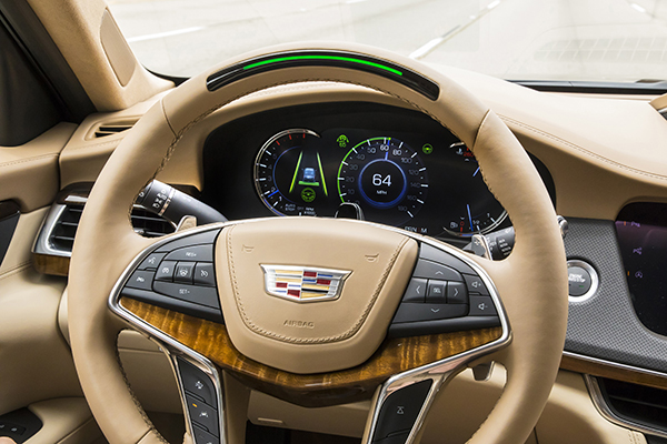 New TAC Action Centers for CT6 Super Cruise and Enclave
