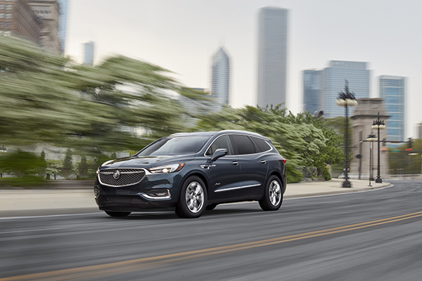 All-New 2018 Buick Enclave
