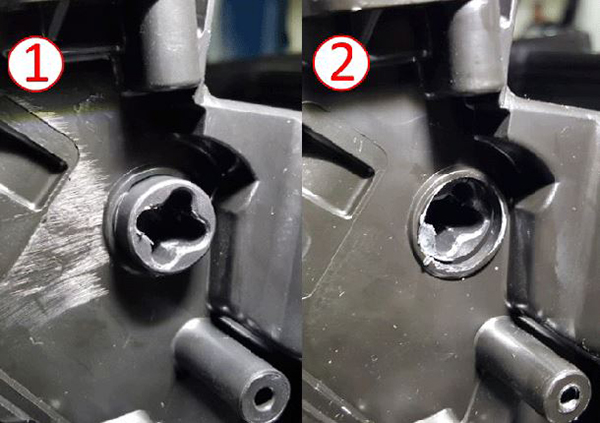 Properly Connect Sensors during Air Distributor Case Replacement
