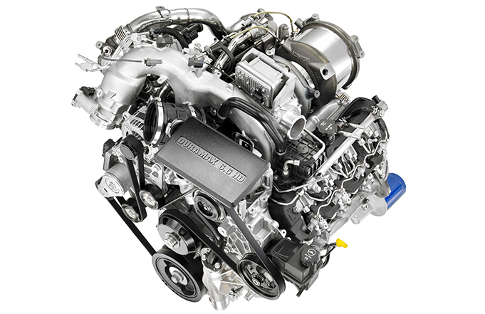 6.6L Duramax Diesel Engine Operating Characteristics