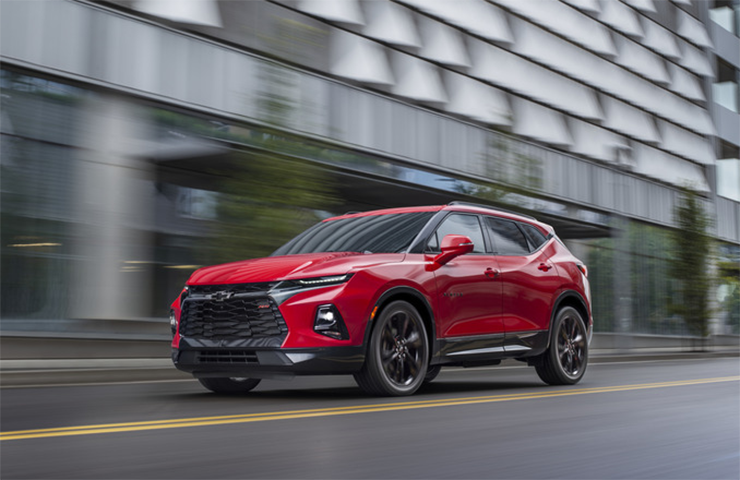All-New 2019 Blazer Arrives with Attitude