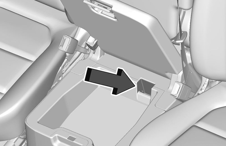 RKE Transmitter Pocket Locations on the New Silverado and ...