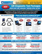 Diagnostic Tool Packages