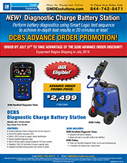 Diagnostic Charge Battery Station