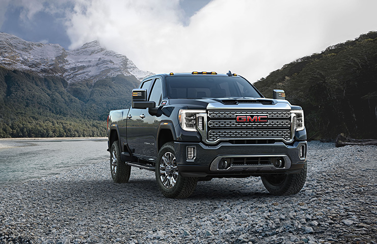 Work It: All-New 2020 Chevrolet Silverado HD and GMC ...