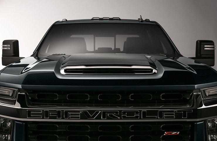2020 Silverado HD and Sierra HD Powertrains