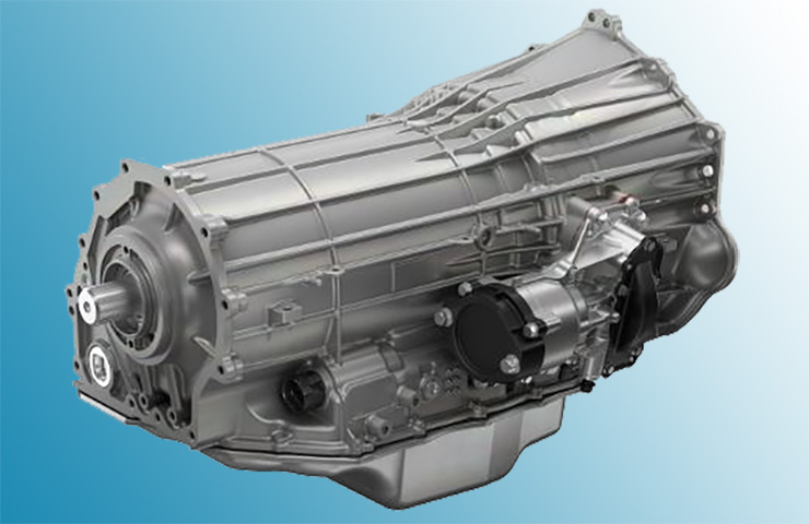 All-New Allison 10-Speed Automatic Transmission
