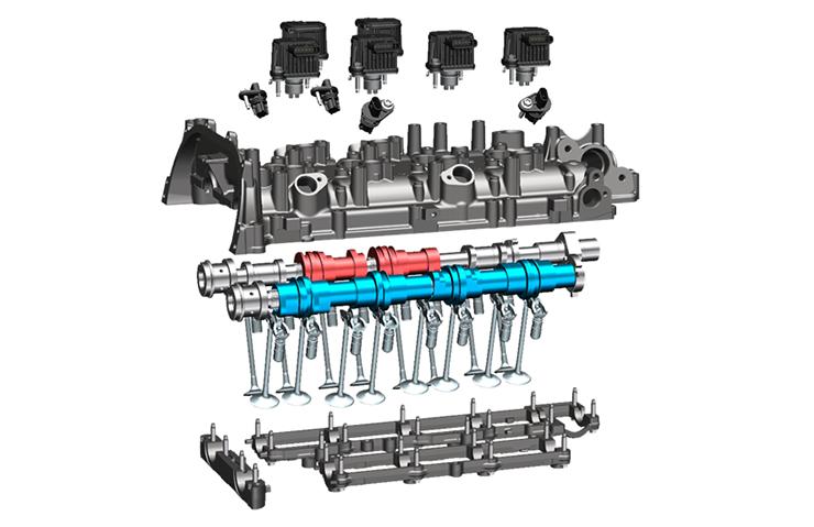 New Turbocharged 2 7L 4-Cylinder Engine Powers Full-Size