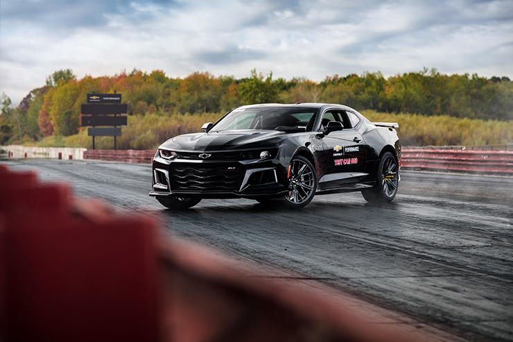New Camaro ZL1 eLSD Drag Race Calibration Available