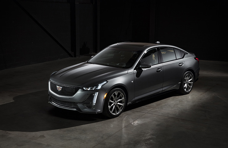 All-New Cadillac CT5 Debuts with Style, Performance and Technology