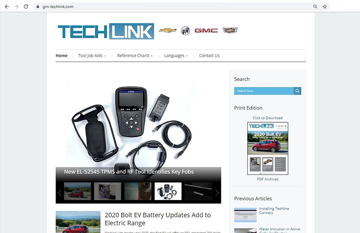Your Thoughts? Tell Us in the TechLink Survey