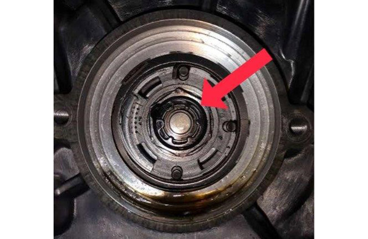 UPDATE: Rattle Sound near Front of Engine