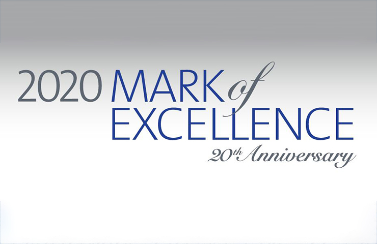 2020 Mark of Excellence Program Enrollment Now Open