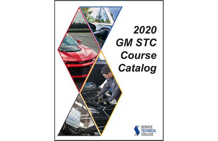 New 2020 GM STC Course Catalog Now Available