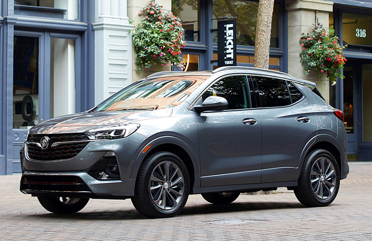 All-New Buick Encore GX Arrives