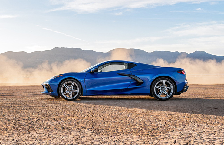 All-New C8 – The 2020 Corvette Stingray Makes a Mid-Engine Move