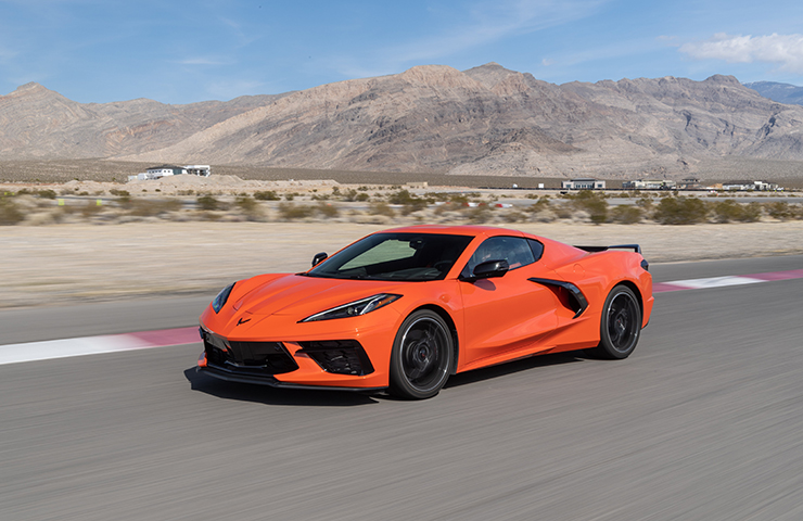 2020 Corvette Stingray Track Preparation