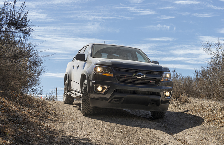 New Accessory Front Leveling Kit Released for Colorado and Canyon