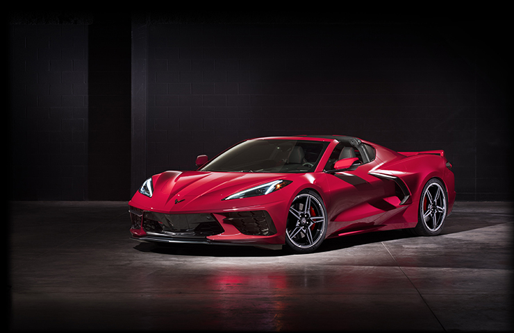 2020 Corvette TAC Action Center