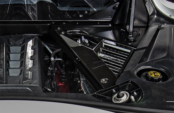 Consejos de drenaje y llenado del sistema de enfriamiento Corvette